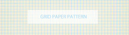 Grid Paper Seamless Photoshop And Illustrator Pattern Vector Patterns