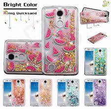 lg phoenix 3 phone cases. lg phoenix 3 fortune k8 bling hybrid liquid glitter rubber protective case cover lg phone cases h