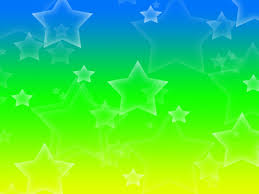 yellow green blue background by magical mama