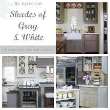 White Cabinets Grey Walls Kitchen Gray Green Shaker Cabinets Airmaxtn