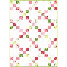Flannel — Missouri Star Quilt Co. & Sweet Pea Flannel Irish Chain Quilt Pod Kit Adamdwight.com