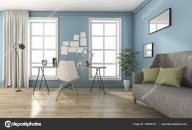 Blaue Deko Wohnzimmer Haus Ideen 2020