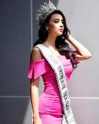 Miss Universe Thailand 🇹🇭 2020 | ขอแสดงความยินดี