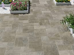 outdoor floor tiles style