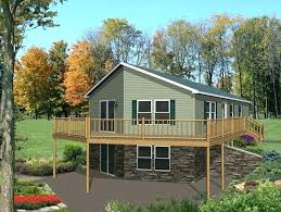 amazing design small lake house plans with walkout basement vacation home plans with walkout basement small