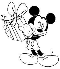 Mickey Mouse Clubhouse Birthday Coloring Pages Great Free Clipart