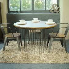 round kitchen table. Birdcage Round Dining Table Kitchen