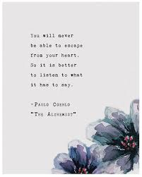 You Will Never Escape From Your Heart MoveMe Quotes Best Escape Quotes