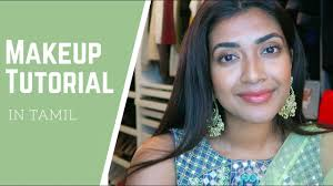 makeup tutorial in tamil vithya hair and makeup artist