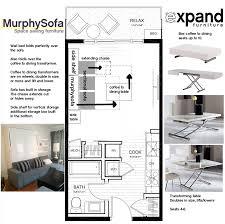 furniture for floor plans. micro loft open floor plan concept from expand furniture for plans