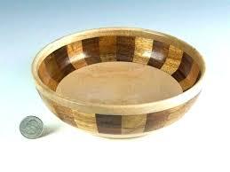 wooden decorative bowls wood dough bowl large