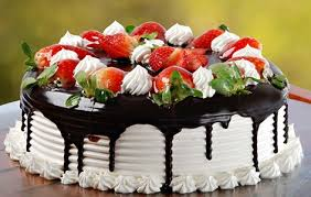 9 Gourmet Birthday Cakes For Delivery Photo Gourmet Cakes Online