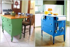 how to reuse old furniture. dresserintokitchenisland how to reuse old furniture c