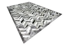herringbone cowhide rug grey thin herringbone cowhide rug faux cowhide herringbone rug