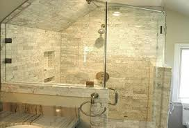 custom glass bathtub enclosures glass shower