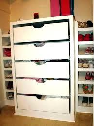 wire closet drawers organizer organizers with drawer units