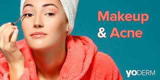 acne from makeup everything you need to know about make up and acne
