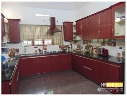 modern home designers. Kitchen Design Kerala Modern Home Designers