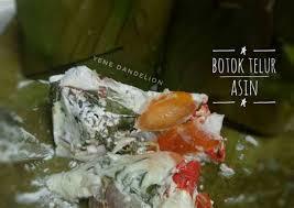 Tambahkan tahu, jamur, daun bawang, dan cabai hijau,aduk rata.bagi adonan tahu menjadi 4 bagian. Resep Botok Telur Asin Santan Resep Botok Tahu Telur Asin Tahu Saus Telur Asin Resep Punya Telur Asin Mentah Dan Bingung Mau Di Masak Apa Danm Cag