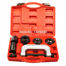 ball joint press kit. automotive ball joint c frame press service repair tool kit 4 in 1 at2022(china