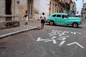 Cuban sees Cuba and the U.S. embargo ...