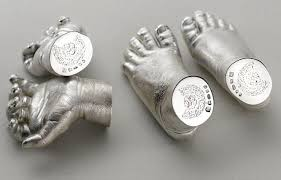 keepsake exles of the rather unusual silver sculptures the actual replicas of prince george s