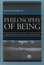 philosophy of being a reconstructive essay in metaphysics 91 121 philosophy of being a reconstructive essay in metaphysics