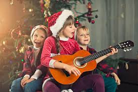 Christmas Photo Kids 25 Christmas Songs Poems And Carlos For Kids