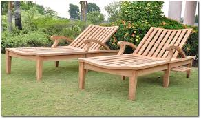 wood chaise lounge chairs. Outdoor Teak Steamer Lounge Chair Cushions Cushionsteak Double Chaise Chairs Furniture Table For Multi Position Wood L