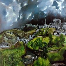 Эль Греко: <b>Вид Толедо</b>   Artifex.ru