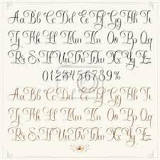 Plakát Light Tetování Písma