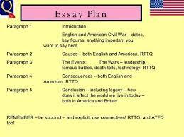 essay on civil war  essay on civil war