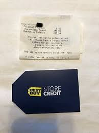 Protect yourself against gift card scams. Best Buy Store Credit Gift Card 249 99 232 50 Picclick