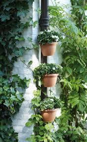 garden pots cheap. 3 Pc/Lot Unique Gutter Downspout Garden Flower Pot DRAIN PIPE FLOWER PLANT POTS Tubs Drain Pipe Planters-in Pots \u0026 Planters From Home Cheap