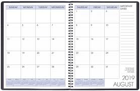 Smb 33 Continental Academic Monthly Planner