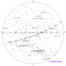 Star Chart Without Constellations Zodiac Charts Dr Shepherd Simpson
