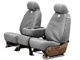 covercraft carhartt grey front row seat covers 1 backseatcovercraftcarrhard