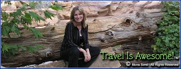 Travel is Awesome! Meandering with Mona