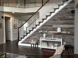 bedroom barn wood wall ideas accent kitchen modern walls shelves old barn wood accent wall