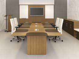 Elegant office conference room design wooden Small Artopex Essentia Series Wood Veneer Conference Table Conference Room And Training Room Furniture Myofficeonecom