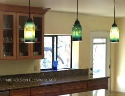glass pendant lighting for kitchen islands clear glass pendant lights for kitchen island