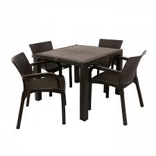 chairs mambo plastic cast rattan
