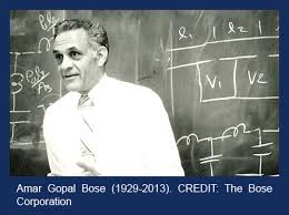 amar bose mit. i was fortunate to be a student at mit in the mid-1960s when bose just analyzing how we hear and appreciate music concert hall. amar mit