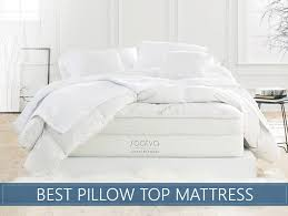 The 5 Best Pillow Top Mattress Picks Reviews and Ratings for 2018