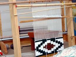 Weaving Loom Patterns Simple Navajo Rug Weaver