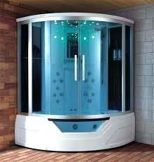 whirlpool shower combo bath jacuzzi small tub j twin corner tub shower