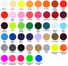 Siser Easyweed Htv Color Chart 12 Sheets Htv All Kinds