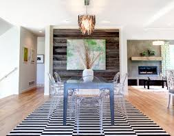 Small Picture Wood industrial design dining room contemporary with wood accent