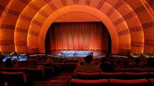Radio City Music Hall Virtual Seating Chart Radio City Music Hall Section 2nd Mezzanine 3