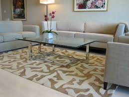 area rug over carpet in living room